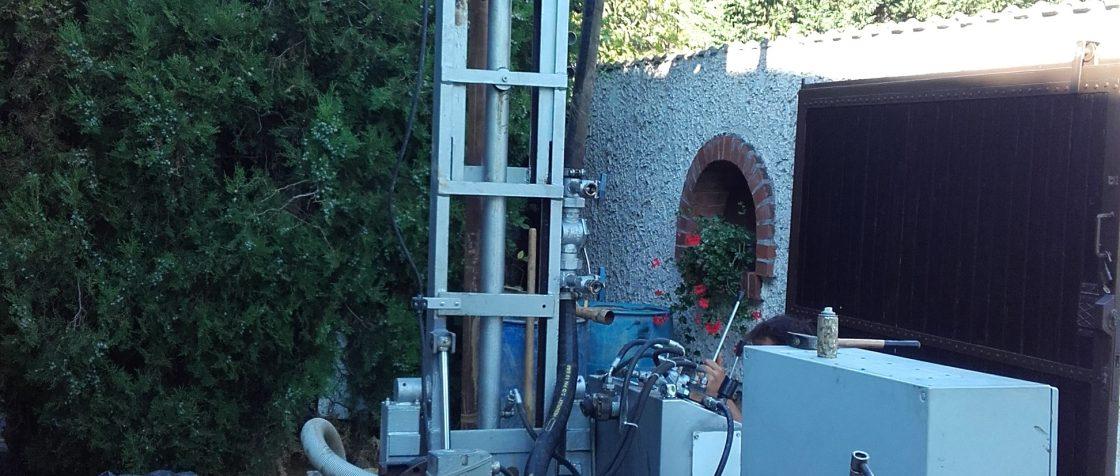 geotermikus hőszivattyús rendszer engedélyezése