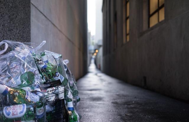 telekválasztás - hulladék